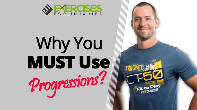 Why You MUST Use Progressions