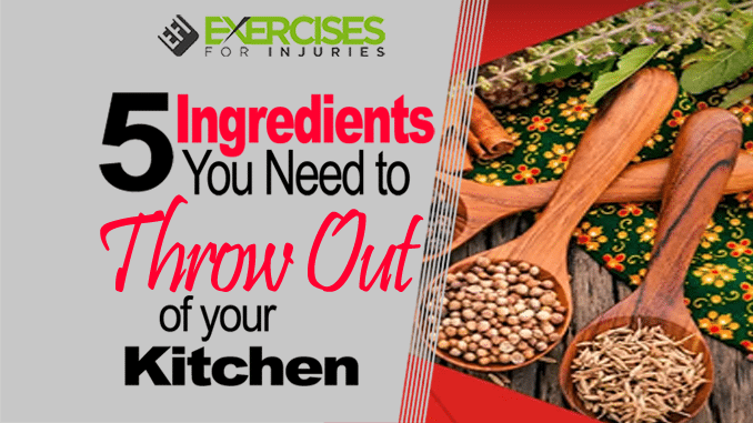5 ingredients you need to throw out of your kitchen copy