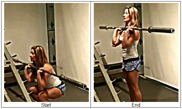 How To Do Front Squat