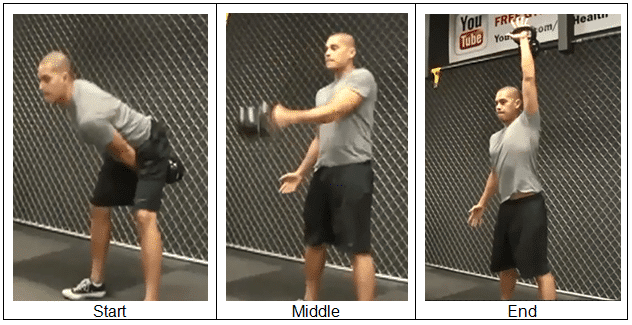 How to do Snatch Exercise
