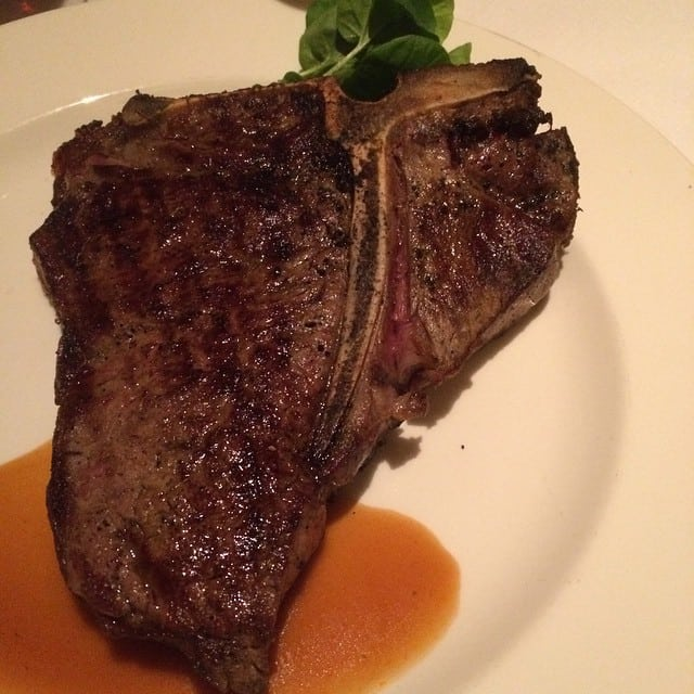 Awesome Steak from Miami