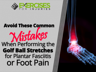 Avoid These Common Mistakes When Performing the Golf Ball Stretches