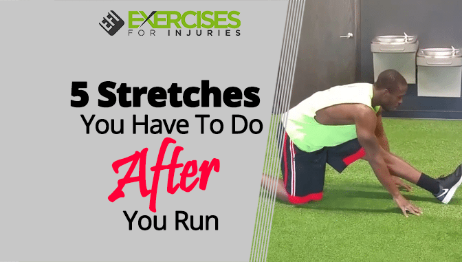 5 Stretches You Have To Do After You Run