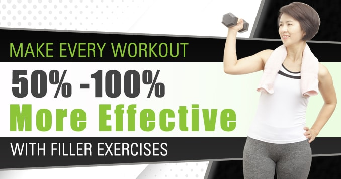 50 Filler Exercises