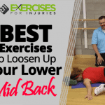 BEST Exercises to Loosen Up Your Lower Mid Back