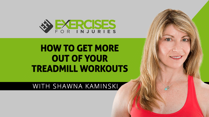 How to Get More Out of Your Treadmill Workouts