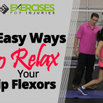 2 Easy Ways to Relax Your Hip Flexors