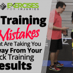 3 Training Mistakes That Are Taking You Away From Your Back Training Results