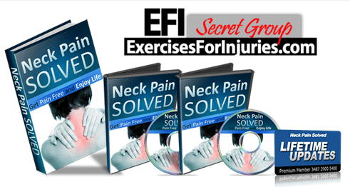 NECK PAIN SOLVED PROGRAM