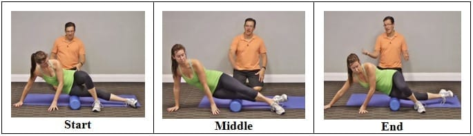 Must Do Foam Roller Exercise