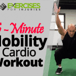 5-Minute Mobility Cardio Workout