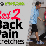 Best 2 Back Pain Stretches