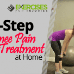 6-Step Knee Pain Treatment at Home