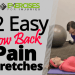 2 Easy Low Back Pain Stretches