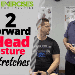2 Forward Head Posture Stretches