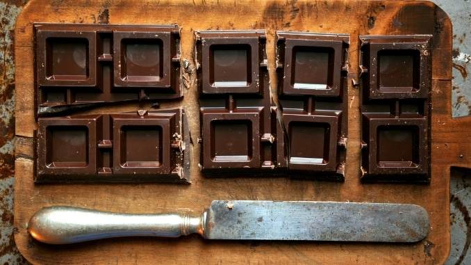 dark chocolate to increase sexual function