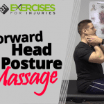 Forward Head Posture Massage – Self Massage Technique