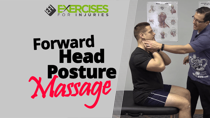 Forward Head Posture Massage