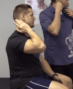 Sternocleidomastoid Massage