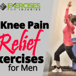 3 Knee Pain Relief Exercises for Men