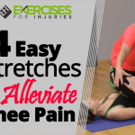4 Easy Stretches to Alleviate Knee Pain