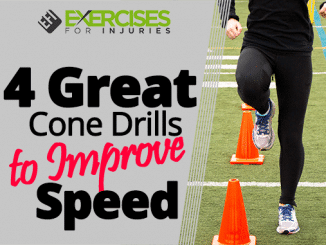 4 Great Cone Drills to Improve Speed