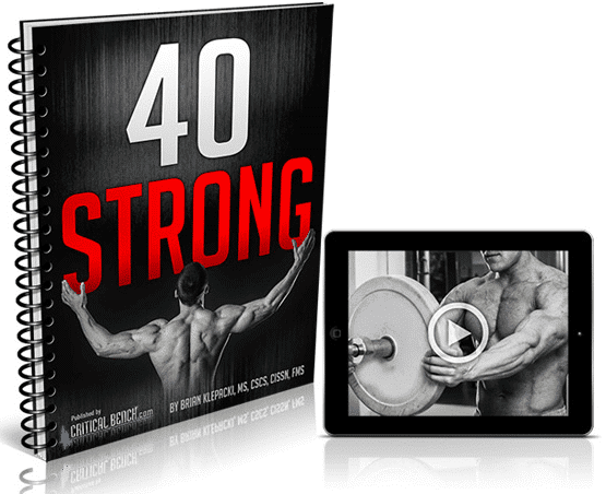 40 STRONG