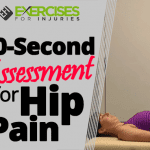 90-Second Assessment for Hip Pain