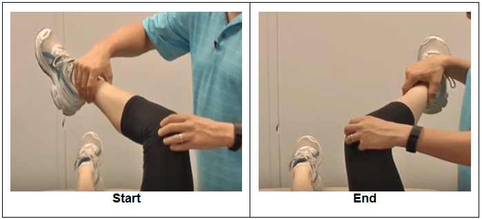 Rotation of the Hip
