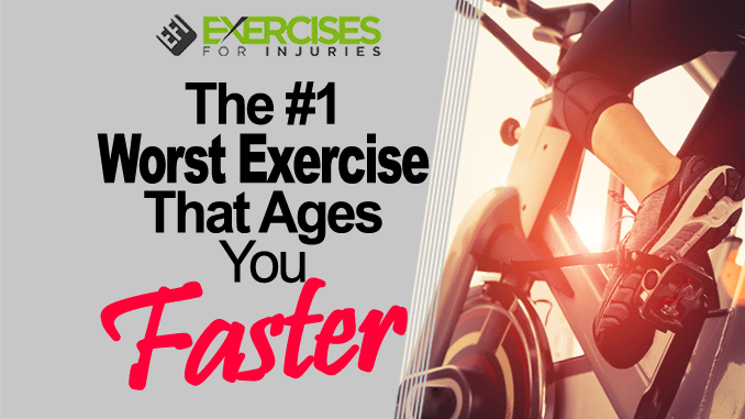 The 1 Worst Exercise That Ages You Faster