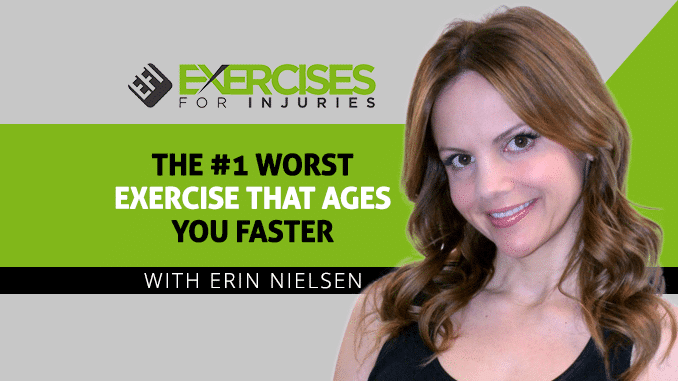 The #1 Worst Exercise That Ages You Faster