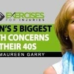 Women's 5 Biggest Health Concerns in their 40s