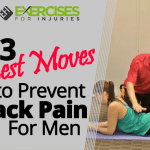 3 Best Moves to Prevent Back Pain For Men