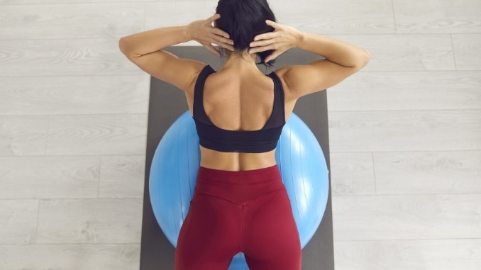 back workout to reverse saggy butt