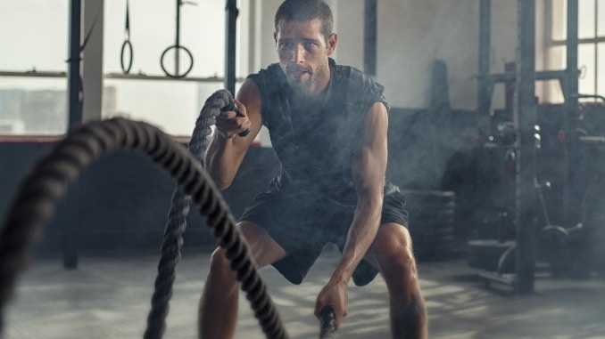 train for mental toughness