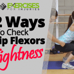 2 Ways to Check Hip Flexors Tightness
