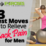 3 Best Moves to Relieve Back Pain for Men