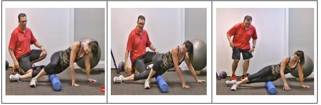 Foam Rolling Out the Iliotibial (IT) Band
