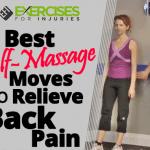 3 Best Self-Massage Moves to Relieve Back Pain