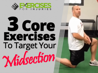 3 Core Exercises To Target Your Midsection