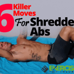 6 Killer Moves For Shredded Abs