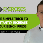 One Simple Trick to Increase Your Bench Press Instantly