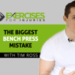 The Biggest Bench Press Mistake