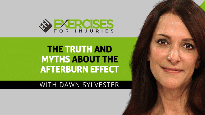 The Truth And Myths About The Afterburn Effect