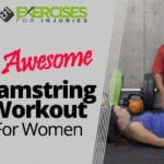 4 Awesome Hamstring Workout for Women