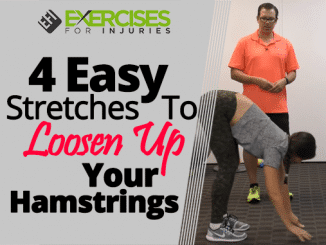 4 Easy Stretches To Loosen Up Your Hamstrings