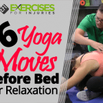 6 Yoga Moves Before Bed for Relaxation