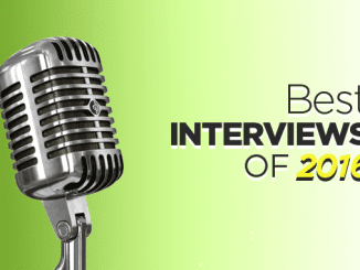 Best Interviews for 2016