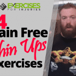 4 Pain-free Chin-up Exercises
