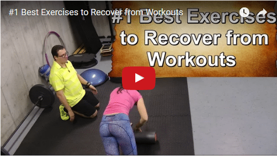 YT vid – Best Exercises to Recover from Workouts